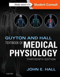 Guyton & Hall Textbook of Medical Physiology, 13th ed.