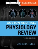 Guyton & Hall Physiology Review, 3rd ed.