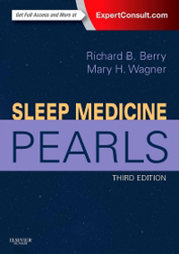 Sleep Medicine Pearls, 3rd ed.
