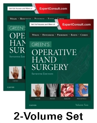Green's Operative Hand Surgery, 7th ed., in 2 vols.