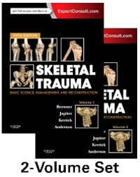Skeletal Trauma, 5th ed., in 2 vols.- Basic Science, Management & Reconstruction