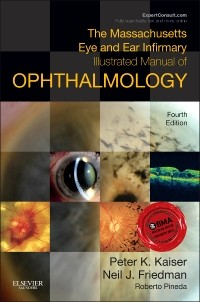 Massachusetts Eye & Ear Infirmary Illustrated Manual ofOphthalmology, 4th ed.