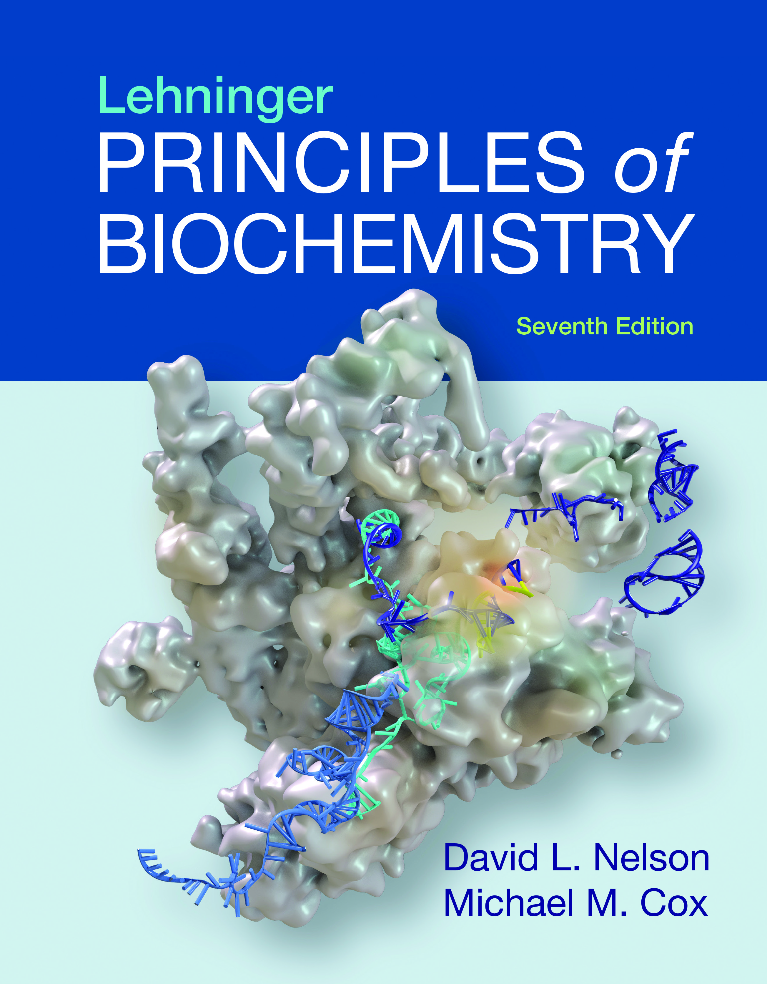 Lehninger Principles of Biochemistry, 7th ed.(Us ed.)