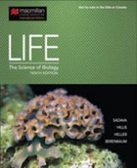Life, 10th ed.(Int'l ed.)- Science of Biology