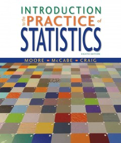 Introduction to the Practice of Statistics, 8th ed.