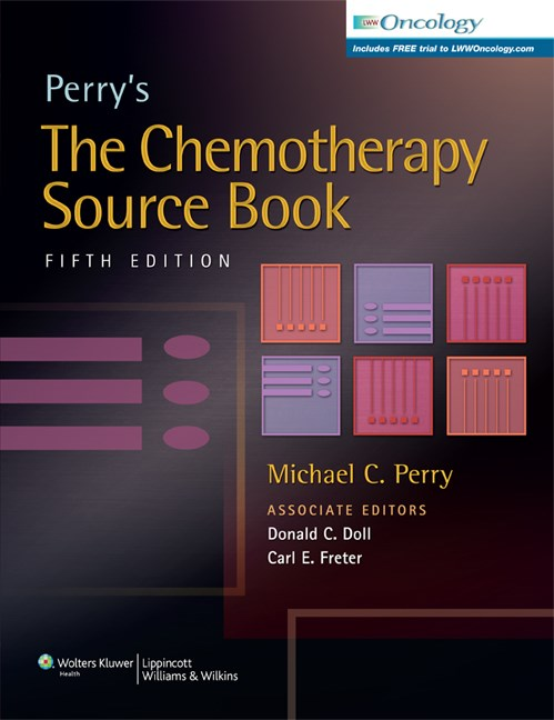 Perry's the Chemotherapy Source Book, 5th ed.(Vital Source E-Book)