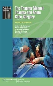 Trauma Manual, 4th ed.- Trauma & Acute Care Surgery(Vital Source E-Book)