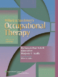 Willard & Spackman's Occupational Therapy, 12th ed.(Int'l ed.)(Vital Source E-Book)
