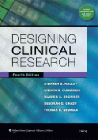 Designing Clinical Research, 4th ed.(Vial Source E-Book)