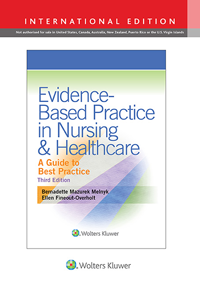 Evidence-Based Practice in Nursing & Healthcare, 3rd ed(Int'l ed.)- A Guide to Best Practice