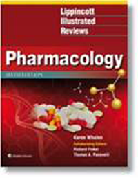 Lippincott's Illustrated Reviews: Pharmacology, 6th ed.(Int'l ed.)