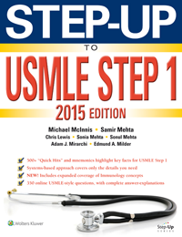 Step-Up to USMLE Step 1, 7th ed.(2015)
