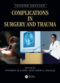 Complications in Surgery & Trauma, 2nd ed.