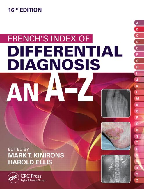 French's Index of Differential Diagnosis, 16th ed.- An a-Z