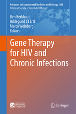 Advances in Experimental Medicine & Biology, Vol.848- Gene Therapy for HIV & Chronic Infections