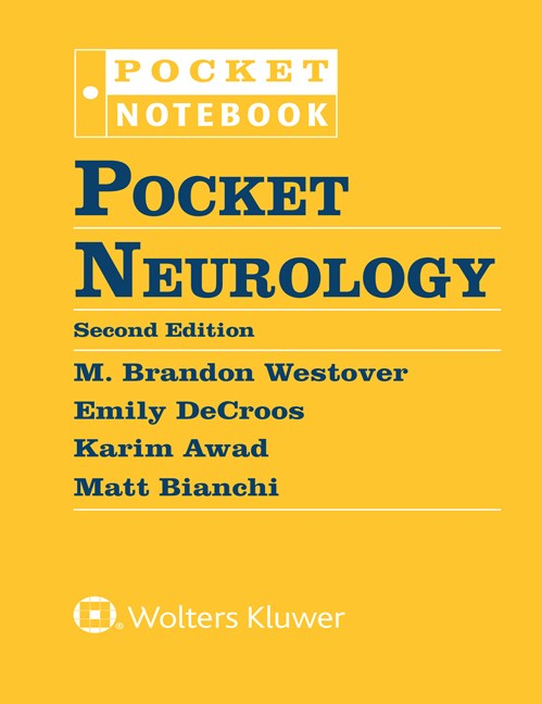 Pocket Neurology, 2nd ed.