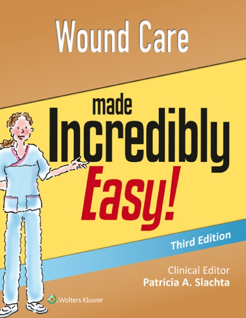 Wound Care Made Incredibly Easy!, 3rd ed.
