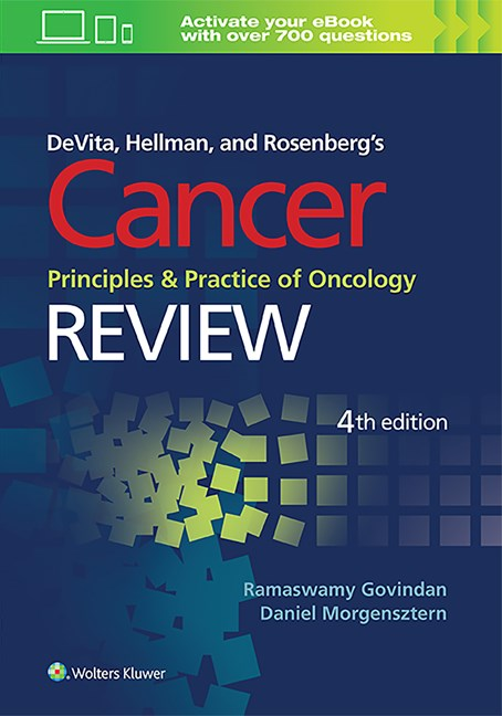 DeVita, Hellman & Rosenberg's Cancer, 4th ed.- Principles & Practice of Oncology Review