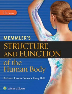 Memmler's Structure & Function of Human Body, 11th ed.,Hard Cover
