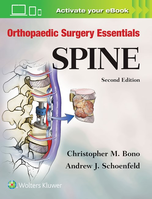 Orthopaedics Surgery Essentials, 2nd ed.- Spine