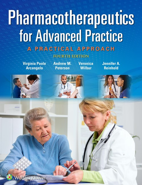 Pharmacotherapeutics for Advanced Practice, 4th ed.- Practical Approach