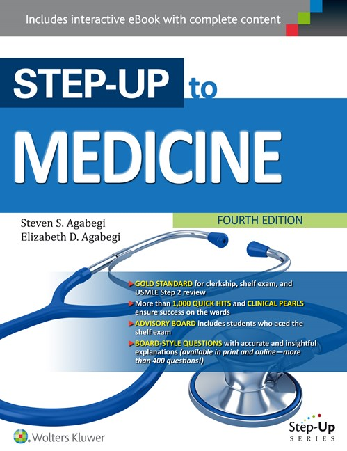Step-Up to Medicine, 4th ed.(Int'l ed.)