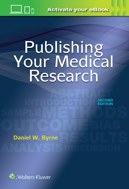 Publishing Your Medical Research, 2nd ed.