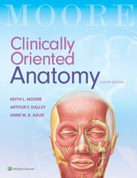Clinically Oriented Anatomy, 8th ed.(Int'l ed.)