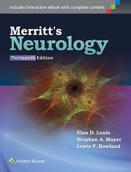 Merritt's Neurology, 13th ed. (Vital Source E-Book)