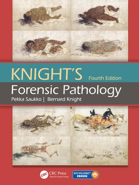 Knight's Forensic Pathology, 4th ed.(Vital SourceE-Book)