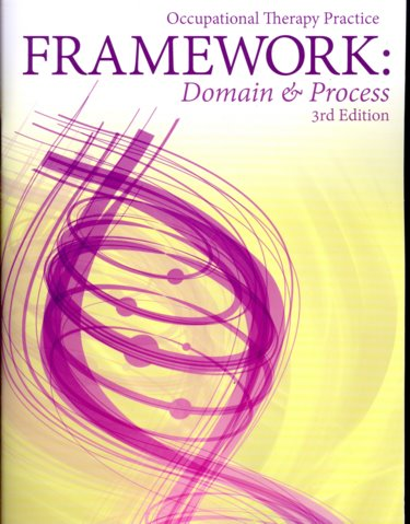 Occupational Therapy Practice Framework, 3rd ed.- Domain & Process
