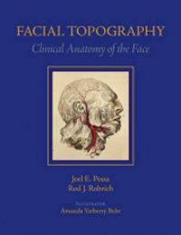 Facial Topography: Clinical Anatomy of the Face(With DVD-ROM)