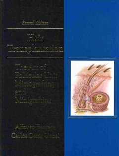 Hair Transplantation, 2nd ed.- Art of Follicular Unit Micrografting & Minigrafting