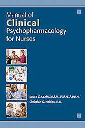 Manual of Clinical Psychopharmacology for Nurses