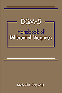DSM-5 Handbook of Differential Diagnosis