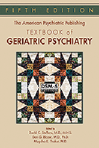 American Psychiatric Publishing Textbook of GeriatricPsychiatry, 5th ed.(Vital Source E-Book)