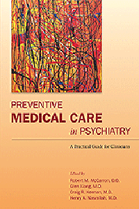 Preventive Medical Care in Psychiatry- A Practical Guide for Clinicians(Vital Source E-Book)