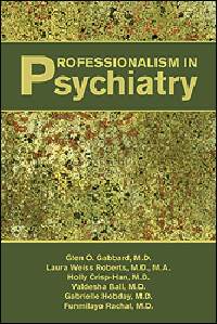 Professionalism in Psychiatry(Vital Source E-Book)