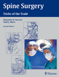 Spine Surgery, 2nd ed.- Tricks of the Trade