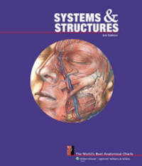 Systems & Structures, 3rd ed.,Spiralbound- The World's Best Anatomical Charts