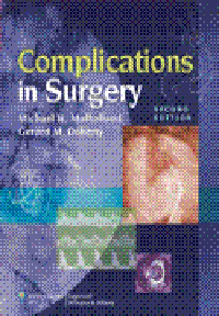 Complications in Surgery, 2nd ed.