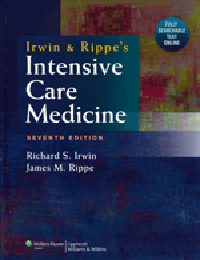 Irwin & Rippe's Intensive Care Medicine, 7th ed.