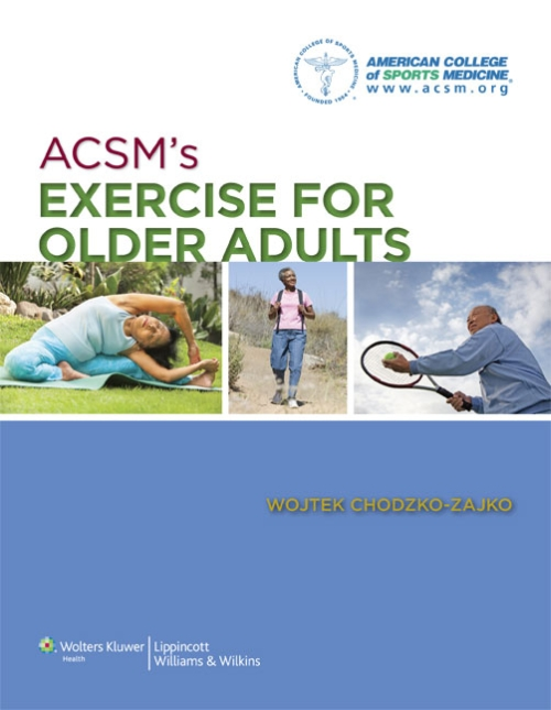 ACSM's Exercise for Older Adults(American College of Sports Medicine)