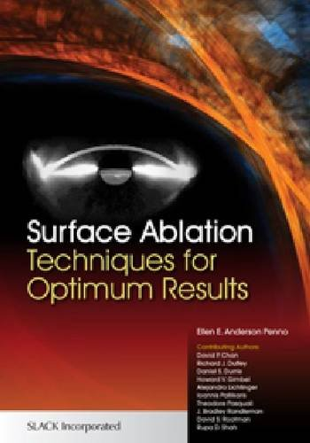 Surface Ablation- Techniques for Optimum Results