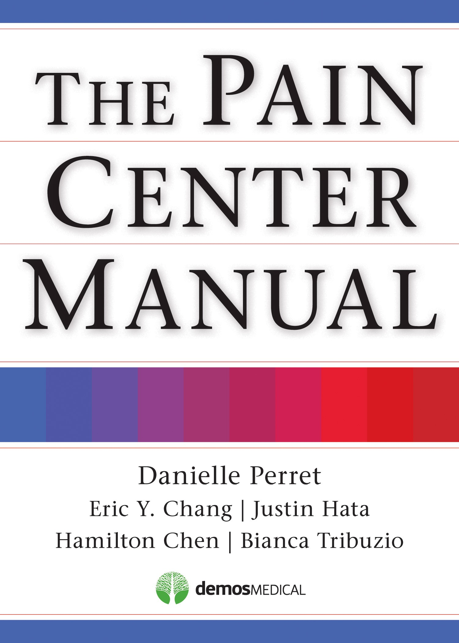Pain Center Manual