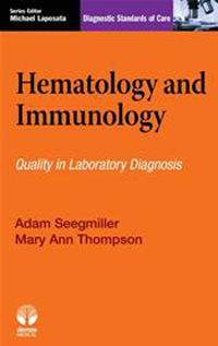 Hematology & Immunology- Quality in Laboratory Diagnosis