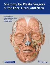 Anatomy for Plastic Surgery of the Face, Head, & Neck