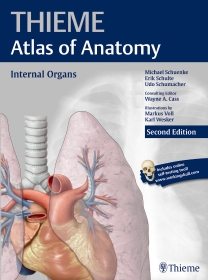 Internal Organs, 2nd ed.(Thieme Atlas of Anatomy)