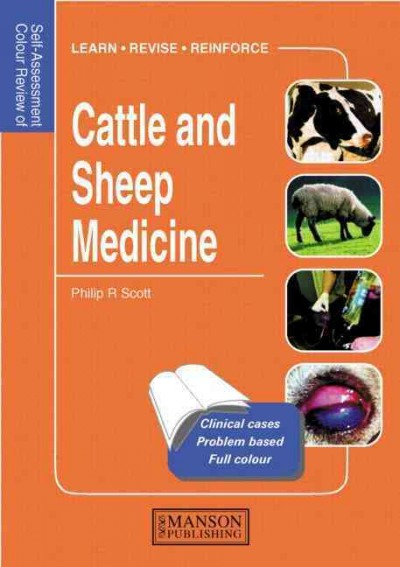 Self-Assessment Colour Review: Cattle & Sheep Medicine