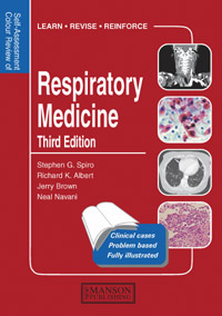 Self-Assessment Colour Review: Respiratory Medicine,3rd ed.